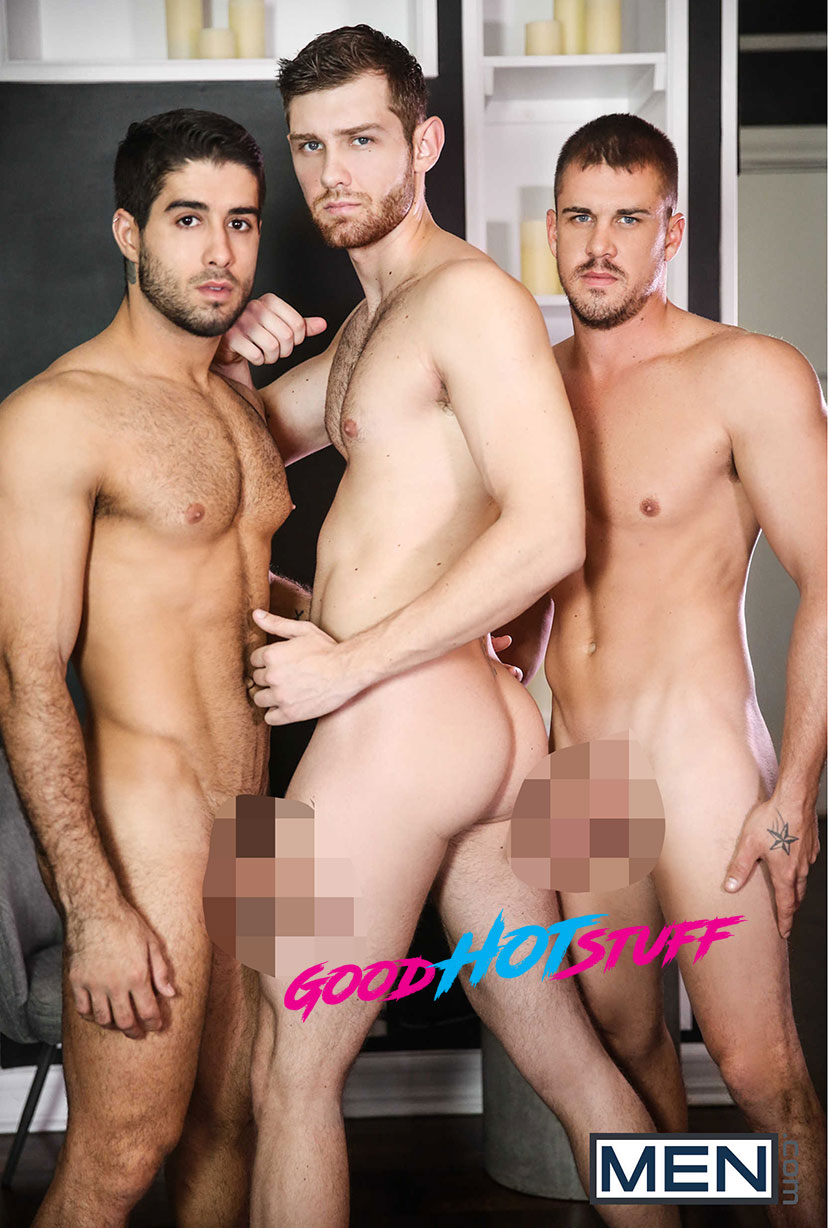 Diego Sans, Darin Silvers and Jacob Peterson