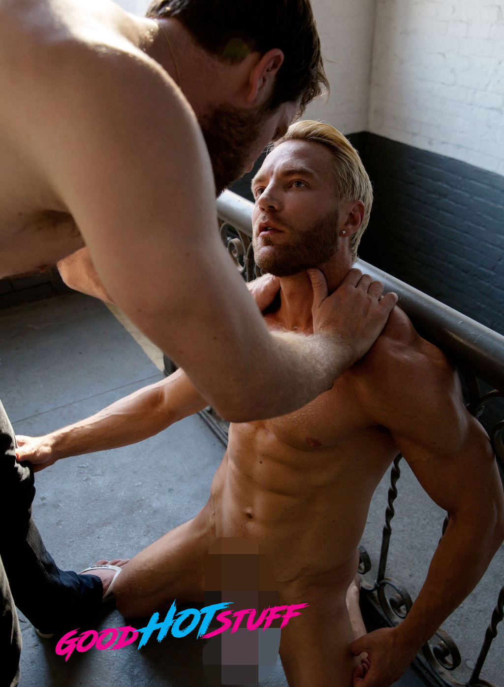 Will Wikle and Colby Keller